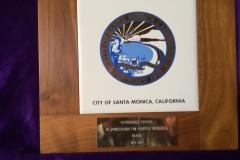 1977-City-of-Santa-Monica-Mayor-Award