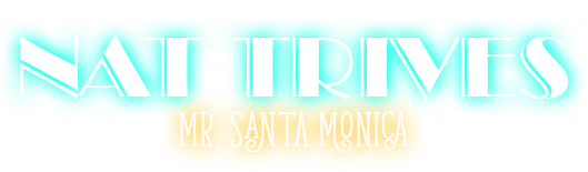 Nat Trives – Mr. Santa Monica